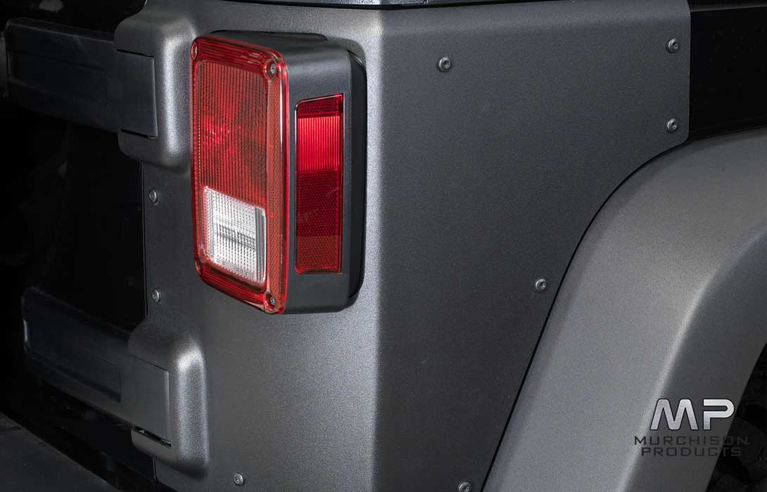 AEV JK Rear Corner Guards