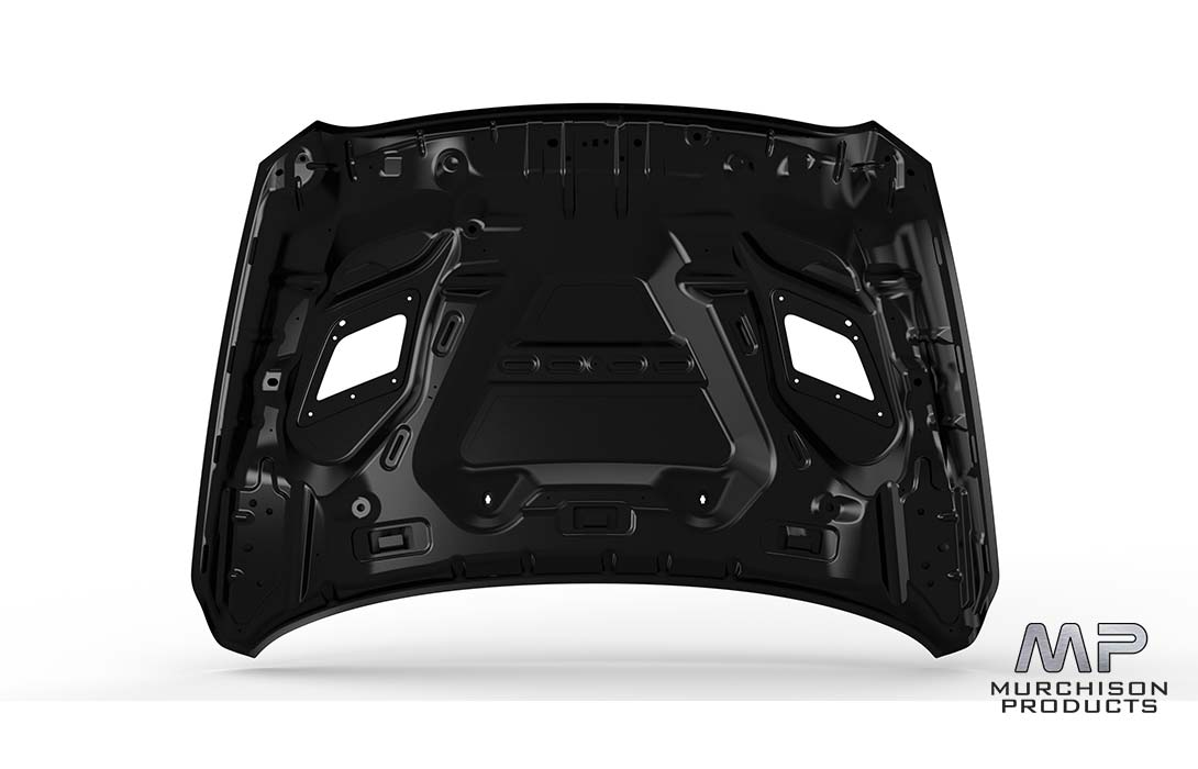 Ram Heat Reduction Hood