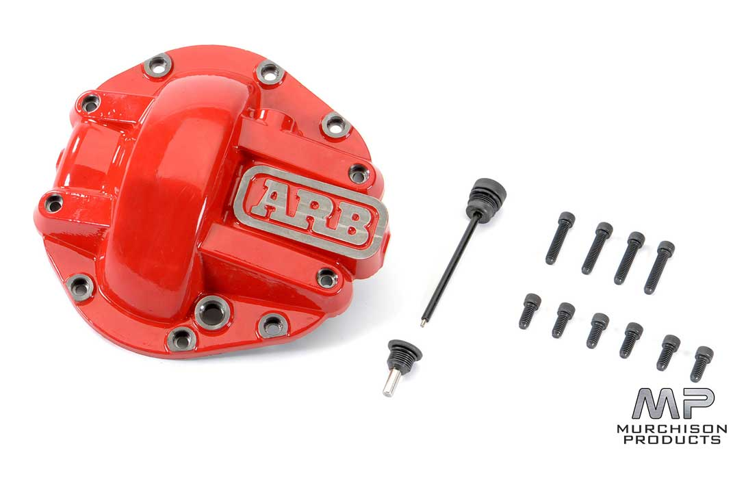 ARB Competition Front Diff Cover - JL Wrangler, JT Gladiator