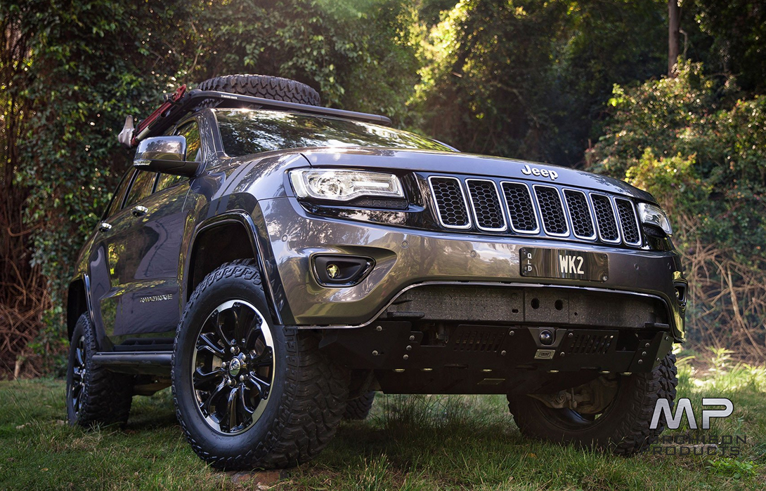 Chief Products WK2 Grand Cherokee Lower Front Guard