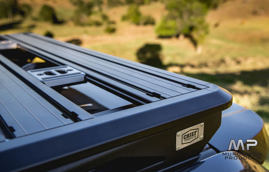 Chief Products WK2 Roof Rack - Full Rack