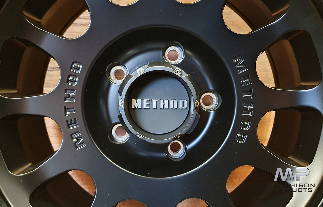 Method 305 NV - Ram 1500 DT - 18x9 - Black