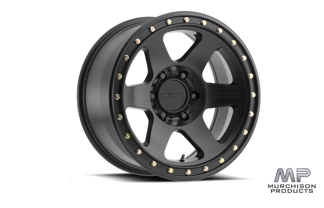 Method 310 - Con 6 - Black - 17x8.5