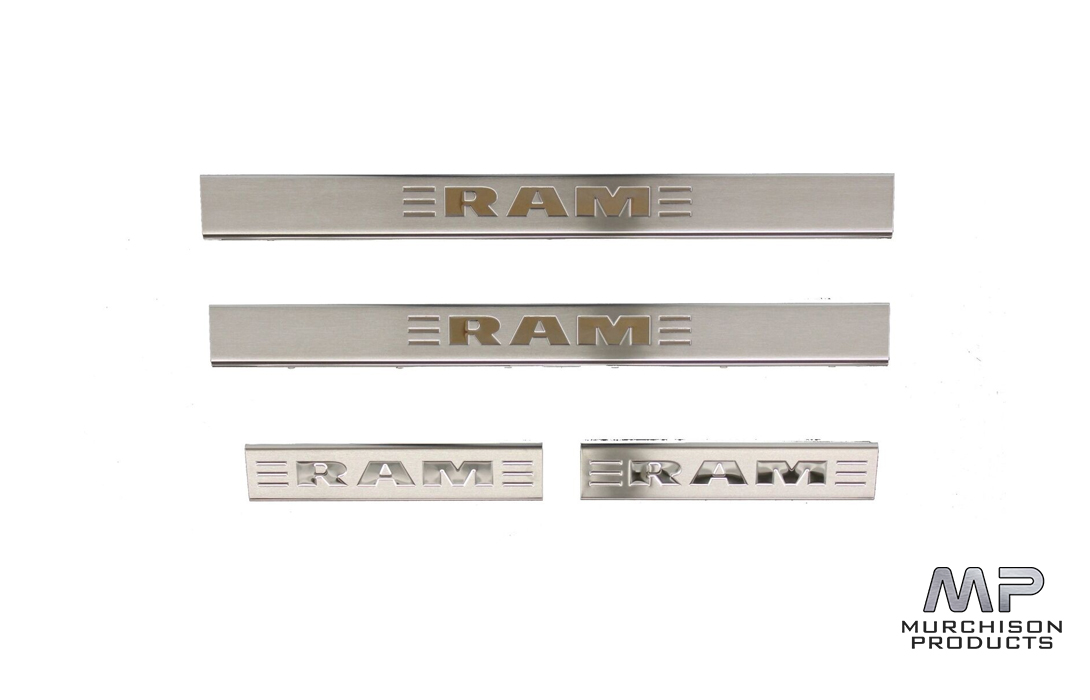 Mopar Ram 1500 Door Sill Entry Guards