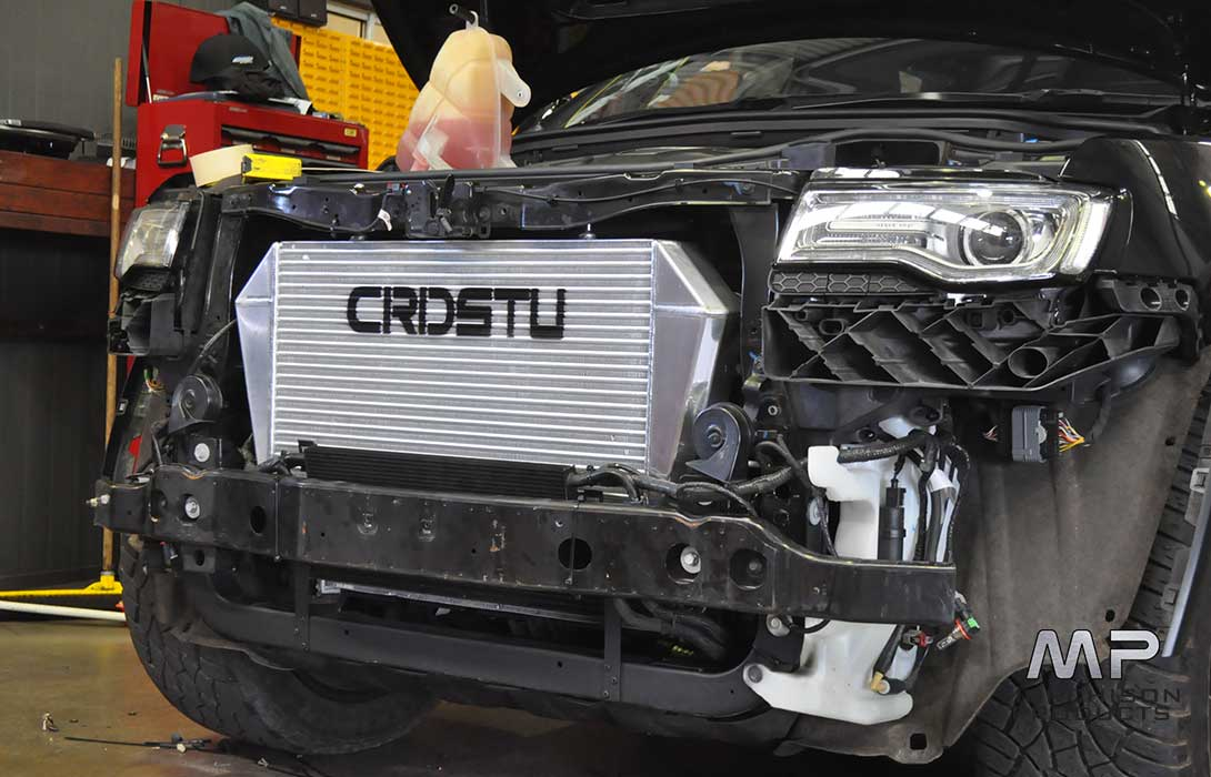 Murchison WK2 Grand Cherokee Big 3 Power Pack WK2 XL Intercooler