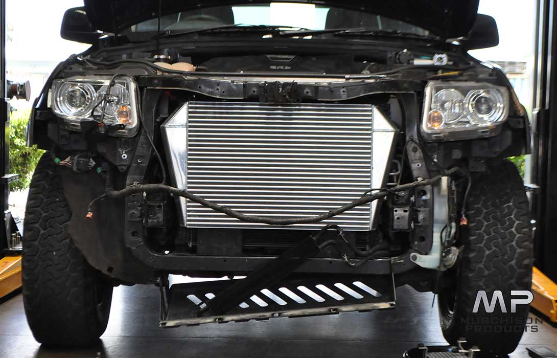Murchison WK2 Grand Cherokee Intercooler