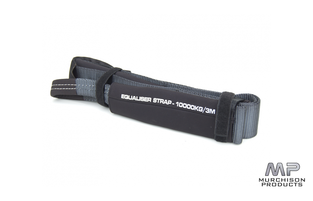 Outback Armour Comp Snatch - Heavy Truck - Equilser Strap