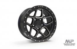 AEV Dodge Ram 1500 Mesa Wheel, Machined Face