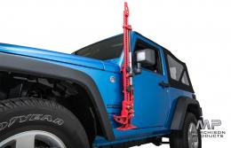 BOLT JK and TJ Wrangler Hi-Lift Jack Mount