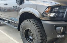 Bushwacker Ram 1500 Max Coverage Smooth Fender Flares