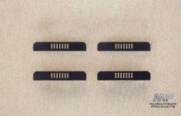 Chief Products WK2 Roof Rack - 4X PLANK END-CAP KIT