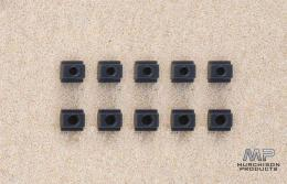 Chief Products WK2 Roof Rack - T-Nut Kit - M6