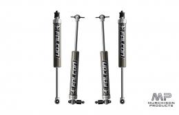 Falcon JK Wrangler 2.1 Monotube Shocks, 4 door