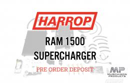 Harrop Ram 1500 Supercharger