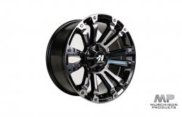 Hussla Ambush Wheel - Dark Tint 18x9