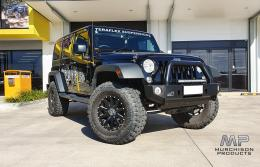 "CRDSTU JK Wrangler Flexi Touring 2"" (QLD Legal) Lift"