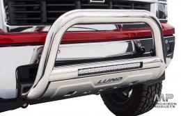 Lund Ram 1500 Nudge Bar - Stainless Steel