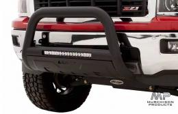 Lund Ram 1500 Nudge Bar - Black