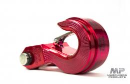 Monster Hook Swivel Hook - Candy Red