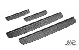 Mopar JL Wrangler Door Sil Entry Guards