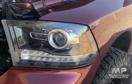Ram 1500 Black Projector Headlights