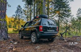 "Murchison Patriot / Compass 2.0"" Suspension System"