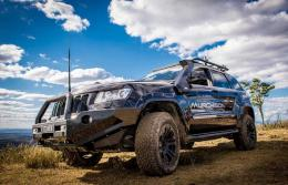 "CRDSTU WK2 Diesel Grand Cherokee 2.25"" - 2.5"" Suspension System"
