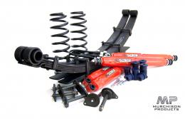 Outback Armour Suspension - Toyota Hilux Generation 8 2015+
