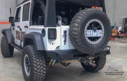 Offroad Animal JK Wrangler Rear Bar