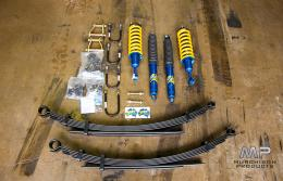 "Oztec XJ Cherokee 2"" Performance Lift Kit"