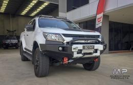 Uneek 4x4 Holden Colorado Crawler Bar, 2017+