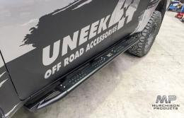 Uneek 4x4 Hilux Rock Sliders, 2005 - 2014