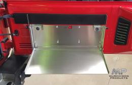 Uneek 4x4 JK Flip Table, Tail Gate Table