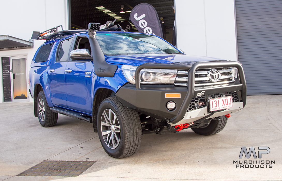 Uneek 4x4 Toyota Hilux Empire Bar