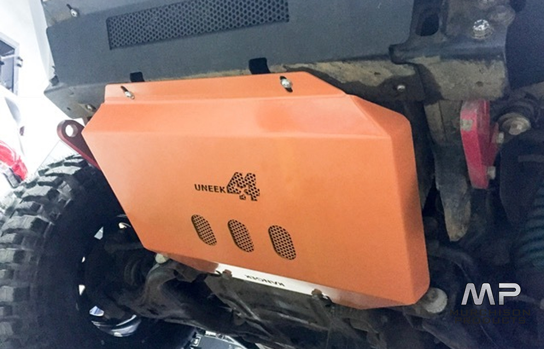 Uneek 4x4 Ford Ranger Bash Plate, 2011 - 2018