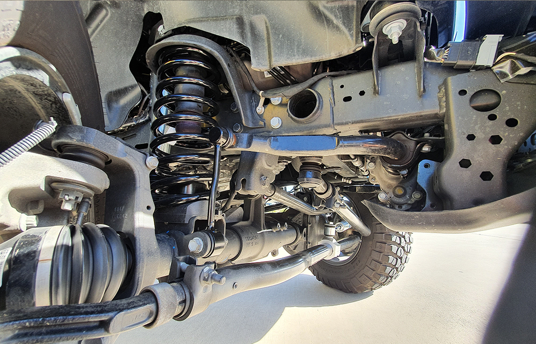 Murchison Jeep JT Gladiator Suspension Package