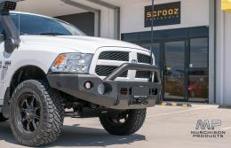 TrailReady Ram 1500 Pre-Runner - front end picture