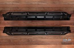 Chief Products WK2 Grand Cherokee Rock Rails, Safari Three
