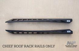 Chief Products WK2 Roof Rack - Mounting Rails Only