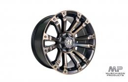 Hussla Ambush Wheel - Matte Bronze 18x9