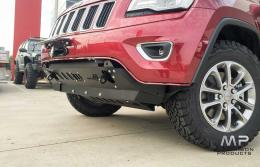 Uneek 4x4 WK2 Grand Cherokee Hidden Winch mount & Pre Runner 2014+